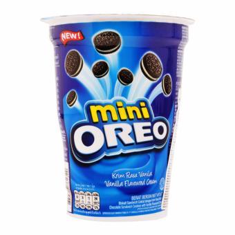 Bánh quy Oreo mini hương vani 67gr