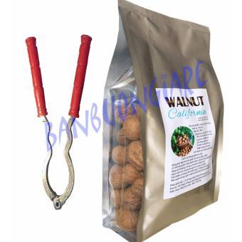 Quả Óc Chó Mỹ Howard sấy khô tự nhiên 1kg + Kìm tách vỏ
