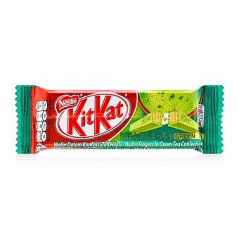 Bộ 2 Thanh KitKat 2F Trà Xanh Nestle
