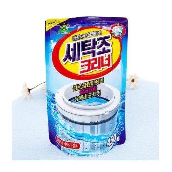 Gói bột tẩy vệ sinh lồng máy giặt 450g cao cấp Senviet