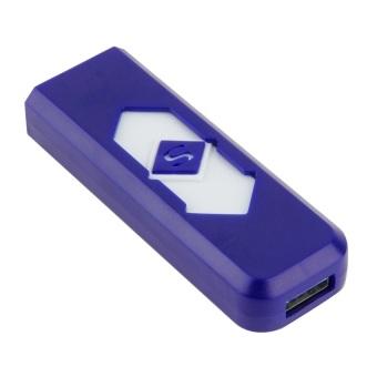 Hộp quẹt chữ S xài điện GamoShop sạc điện bằng cổng USB (Xanh)