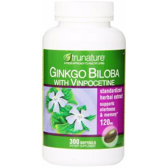 Vitamin Hỗ Trọ Trí Nhớ - Bổ Não - Minh Mẫn Ginkgo Biloba