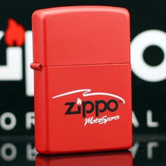 Bật Lửa Zippo Motorsport (Đỏ)