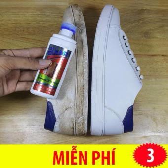 Kem tẩy giày túi da