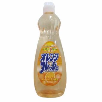 Nước rửa chén - bát, rau - củ - quả Papai Nhật Bản - Hương cam