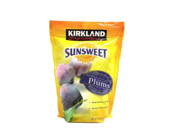 Quả Mận (Plums) sấy khô Kirkland 1.59kg