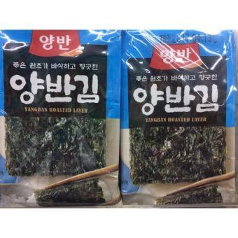 03 Gói Rong Biển Ăn Liền Kim Bab (Lá Kim Kim Bab)