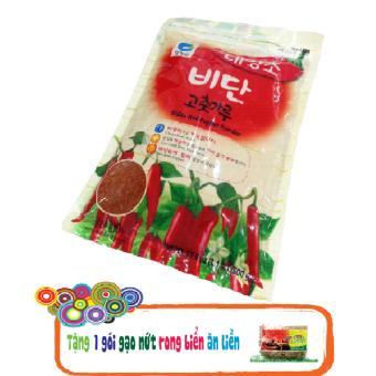 Bột ớt nguyên chất Hàn Quốc