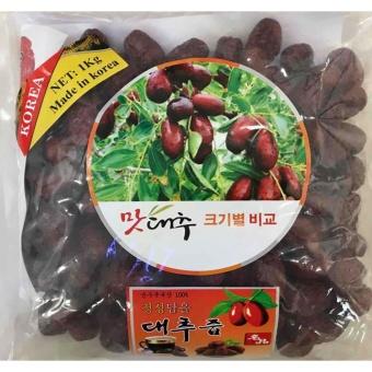 Táo đỏ sấy khô Hàn Quốc 1kg (Nhập khẩu)
