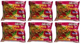 Bộ 6 gói Miến Phú Hương Thịt Bằm 55g