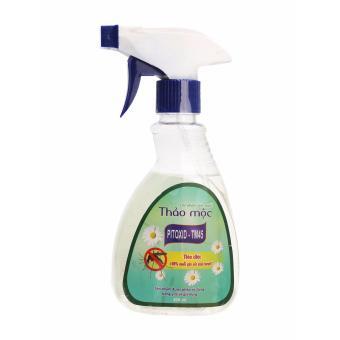 Chế phẩm diệt muỗi Thảo mộc Pitoxid-TM45 300ml