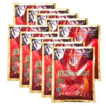 Bộ 10 gói Kẹo hồng sâm Vitamin 200g