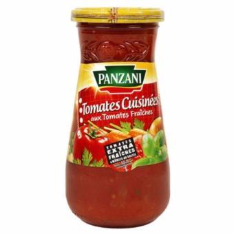 Sốt Mỳ Ý Cà Chua & Oliu Panzani tomato cuisinees 210g