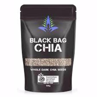 Hạt chia đen Black Organic 250gr