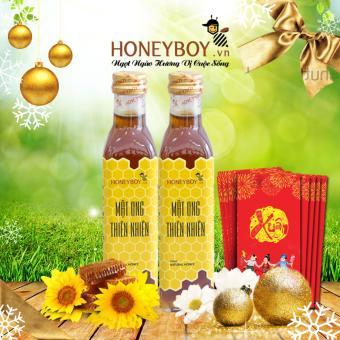 Bộ 2 Mật ong thiên nhiên HONEYBOY 250ml