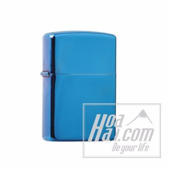Bật lửa đá xăng HOAHAI.COM (xanh).