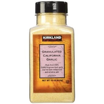 Bột tỏi sấy khô - 100% tỏi tươi - Kirland