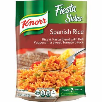 Knorr bột gia vị cơm gà kiểu Tây Ban Nha nhập từ Mỹ 158gr