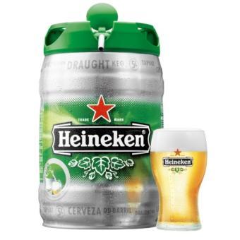 Bia Heineken Bom 5L (Hà Lan)