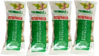 Bộ 4 gói hạt dẻ cười - Pistachio Consumer pack 400g