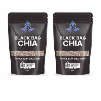 Bộ 2 Hạt Chia Úc Black Bag Chia 500g