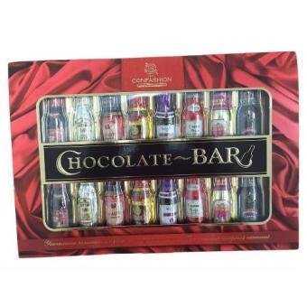 Chocolate hình chai rượu hộp 240gr
