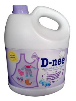 Nước giặt Dnee 3L (Tím)