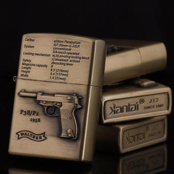 Bật lửa xăng Walther P38 1938