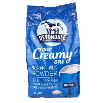 Sữa Bột Nguyên Kem Sữa Bột Full Cream Devondale 1Kg
