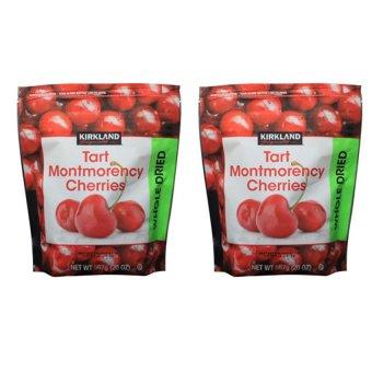 Bộ 2 bịch Cherry sấy khô Kirkland Signature Tart Montmorency Cherries 567g