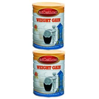 Bộ 2 hộp sữa dành cho người gầy