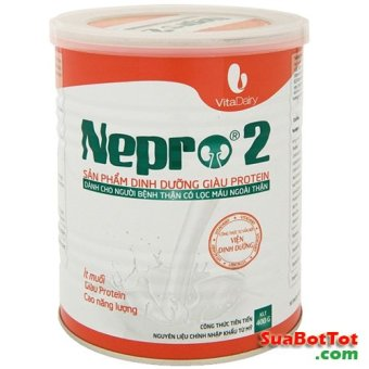 Sữa Nepro số 2 900g dành cho người bệnh thận