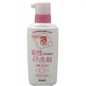 Nước Giặt Tẩy Đồ Lót Và Các Vết Bẩn Siêu Mạnh Kose Japan 200ml Chiết Xuất Từ Thiên Nhiên