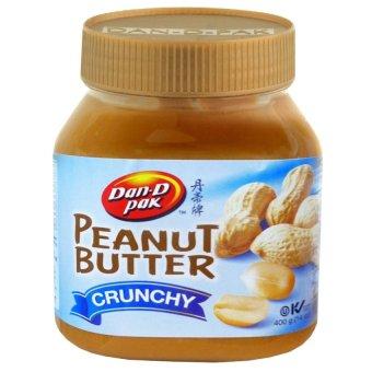 Bơ đậu phộng Crunchy DAN.D.PAK 400g