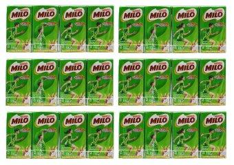 Bộ 6 lốc 4 hộp Sữa Milo Nestle 115ml