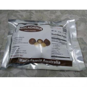 Hạt MACCADAMIA Úc loại 500gr
