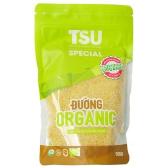Đường vàng Organic 500g