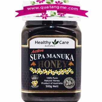 Mật ong Manuka Honey MGO 400+ 20+ 500g