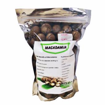 Túi hạt macca cao cấp 0.5kg