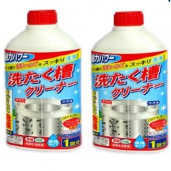 Bộ 2 chai nước tẩy lồng giặt 400ml (Japan)