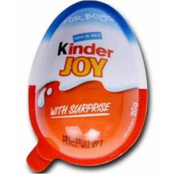 Socola trứng Kinder Joy (xanh)