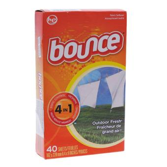 Giấy Xả Làm Mềm Vải Bounce 40 tờ
