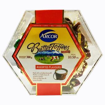 Mua Kẹo Butter Toffees 300g (Hộp nhựa) giá tốt nhất