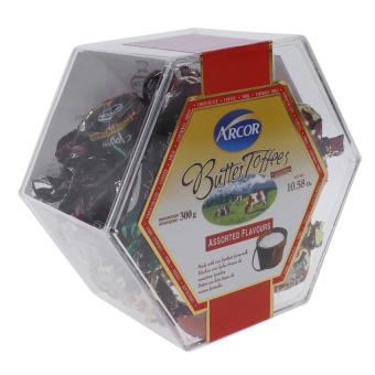Kẹo Butter Toffees 300g (Hộp nhựa)