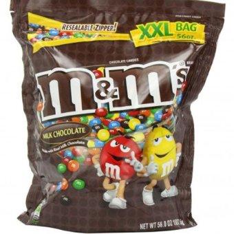 Kẹo chocolate sữa M&M 1.487Kg Mỹ