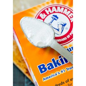 Bộ 2 bột nở Baking Soda đa công dụng Arm & Hammer 454g