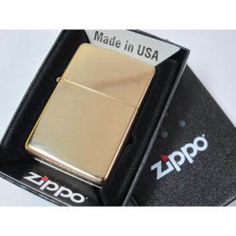 Zippo 254 Brass chính hãng mỹ bảo hành 12 tháng