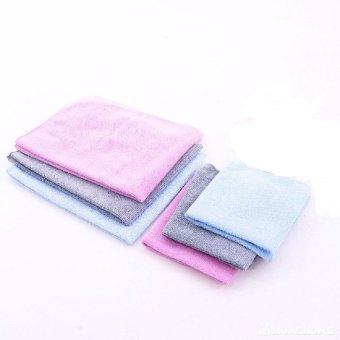 Bộ 3 khăn Microfiber siêu thấm