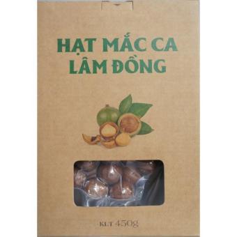 Hạt macca Lâm Đồng trồng tự nhiên 450g