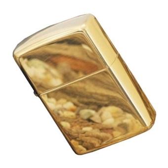 Mua Bật lửa Zippo Reg brass 254B giá tốt nhất